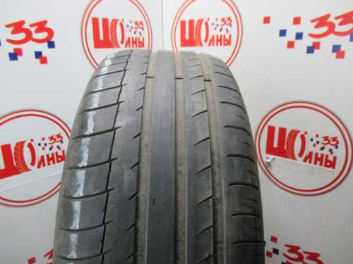 Б/У 235/55 R17 Лето MICHELIN Latitude Sport Кат. 5