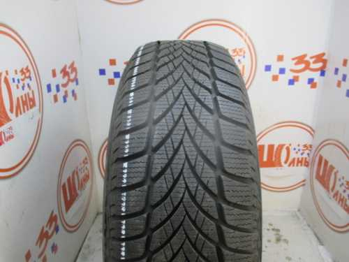 Б/У 195/65 R15 Зима GOODYEAR Ultra Grip Ice 2 Кат. 1