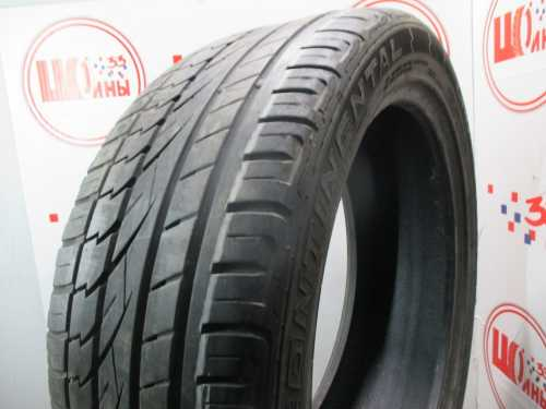 Шина 245/45/R20 CONTINENTAL C.Cross Contact UHP износ более 50%