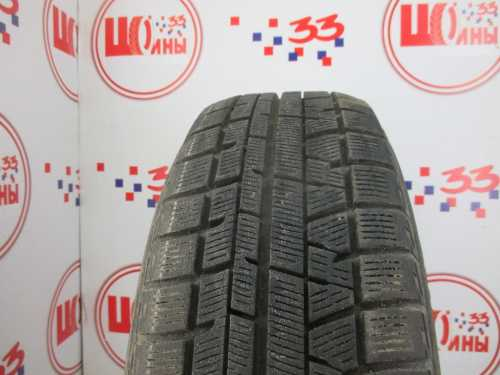 Б/У 195/65 R15 Зима YOKOHAMA Ice Guard IG-50 Кат. 3
