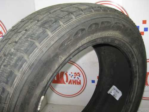 Шина 225/55/R17 GOODYEAR Ultra Grip Ice Navi ZEA-2 износ не более 10%