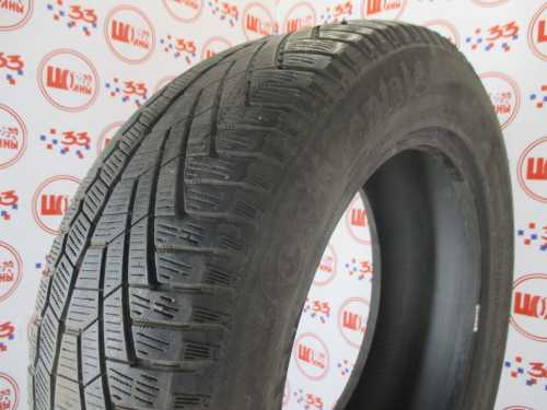 Шина 225/60/R17 CONTINENTAL C.Cross Contact Viking износ более 50%