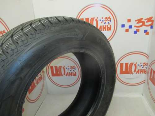 Б/У 195/65 R15 Зима GOODYEAR Ultra Grip Ice 2 Кат. 2