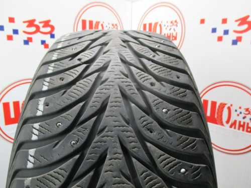 Б/У 245/50 R18 Зима Шипы  YOKOHAMA Ice Guard IG-35 Кат. 4