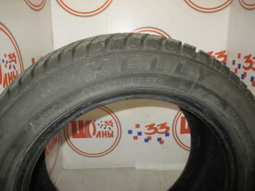Б/У 205/55 R16 Зима Kelly Winter ICE Кат. 2