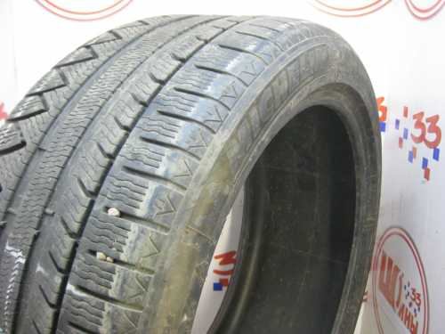 Б/У 255/40 R20 Зима MICHELIN Pilot Alpin PA-3 Кат. 4