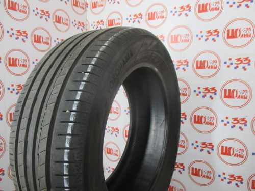 Б/У 215/55 R16 Лето YOKOHAMA Blu Earth-A AE-50 Кат. 2
