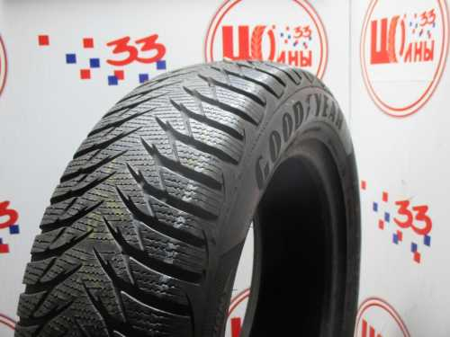 Б/У 205/60 R16 Зима GOODYEAR Ultra Grip-8 Кат. 4