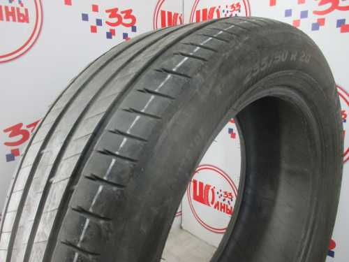 Шина 255/50/R20 MICHELIN Latitude Sport-3 износ более 50%