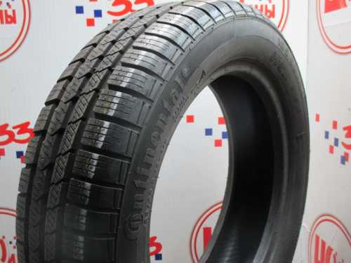Шина 185/60/R16 CONTINENTAL C.Winter Contact TS-810 RSC износ не более 10%