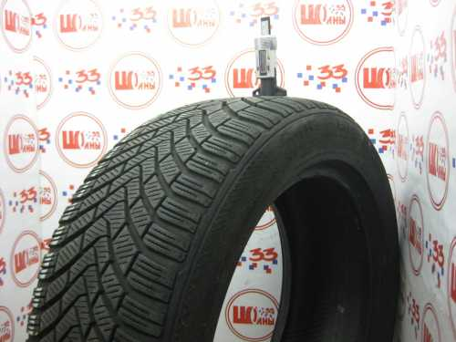 Б/У 225/50 R17 Зима CONTINENTAL C.Winter Contact TS-850 Кат. 3