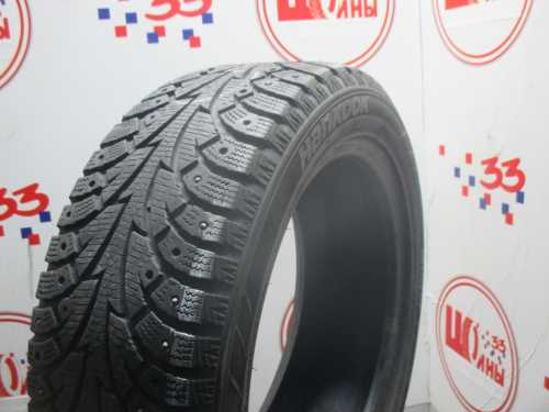 Б/У 195/55 R16 Зима Шипы  HANKOOK Winter I*Pike W-409 Кат. 5