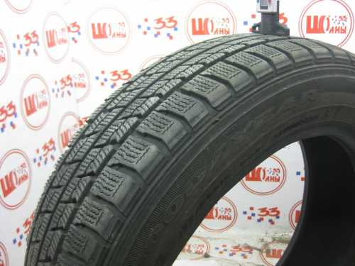 Б/У 185/60 R15 Зима GOODYEAR Ultra Grip Ice Navi ZEA-2 Кат. 2