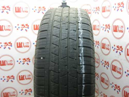 Б/У 215/65 R16 Лето CONTINENTAL C.Cross Contact LX Кат. 3