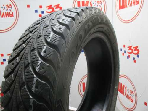 Шина 185/60/R15 GOODYEAR Ultra Grip Extreme  износ не более 25%