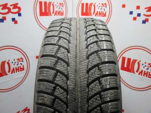 Б/У 215/60 R16 Зима Шипы  Matador MP-30 Sibir Ice 2 Кат. 2