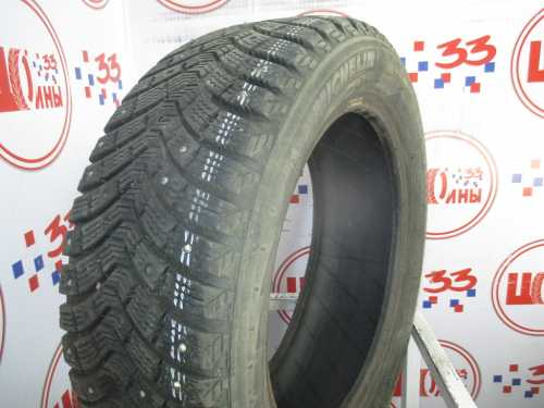 Б/У 185/55 R15 Зима Шипы  MICHELIN X-Ice North-2 Кат. 4