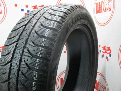 Б/У 235/55 R18 Зима Шипы  BRIDGESTONE IC-7000 Кат. 4