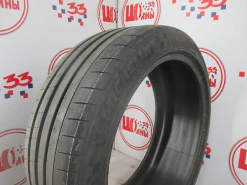 Б/У 235/45 R20 Лето MICHELIN Pilot Super Sport Кат. 4