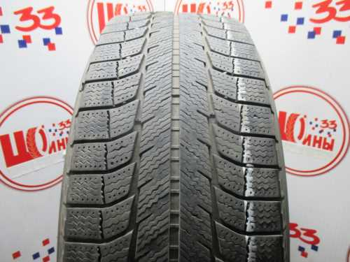 Шина 235/65/R17 MICHELIN Latitude X-ICE-2 износ более 50%