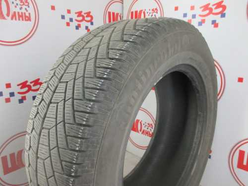 Б/У 265/60 R18 Зима CONTINENTAL C.Cross Contact Viking Кат. 4
