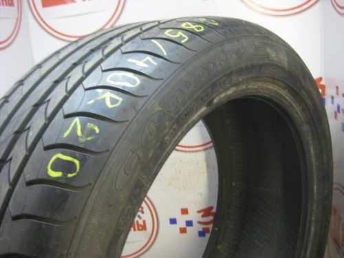 Б/У 285/40 R20 Лето GOODYEAR Efficient Grip RSC Кат. 2