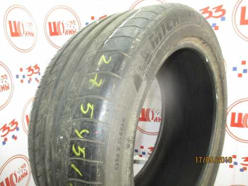 Б/У 275/45 R19 Лето MICHELIN Latitude Sport Кат. 1