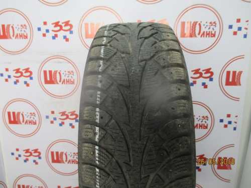 Б/У 225/55 R18 Зима Шипы  HANKOOK Winter I*Pike RW-11 Кат. 4