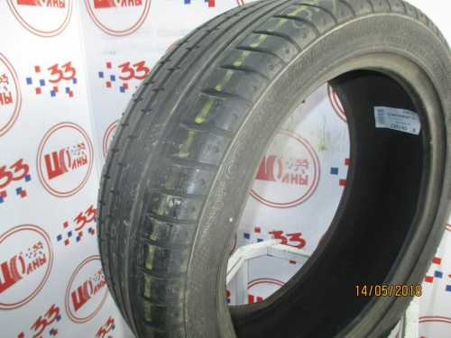 Б/У 225/45 R18 Лето CONTINENTAL Sport Contact-2 Кат. 3