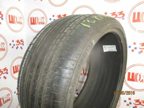 Б/У 285/30 R21 Лето CONTINENTAL Sport Contact-2 Кат. 2