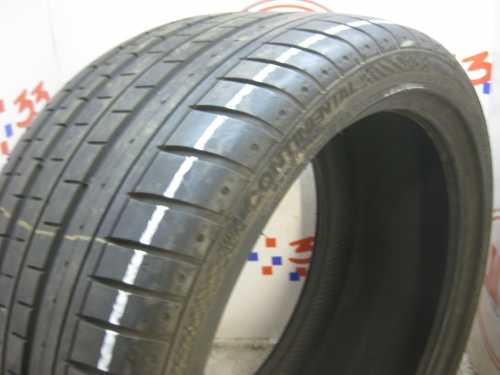 Б/У 295/30 R19 Лето CONTINENTAL Sport Contact-2 Кат. 2