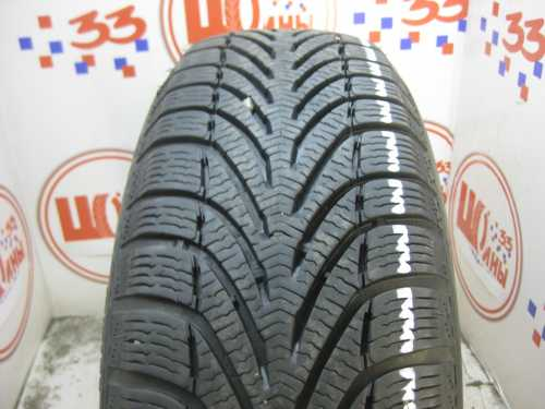 Шина 195/60/R15 BFGoodrich G-Force Winter износ не более 10%