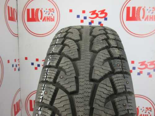 Б/У 225/75 R16 Зима Шипы  HANKOOK Winter I*Pike RW-11 Кат. 2