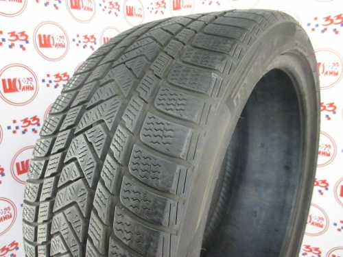 Б/У 285/35 R20 Зима PIRELLI Sottozero-3 Winter Кат. 4