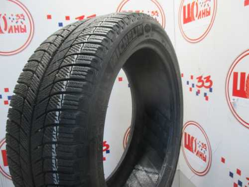 Б/У 235/45 R18 Зима MICHELIN X-ICE-2 Кат. 2