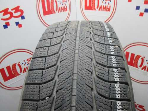 Б/У 235/65 R17 Зима MICHELIN Latitude X-ICE-2 Кат. 4