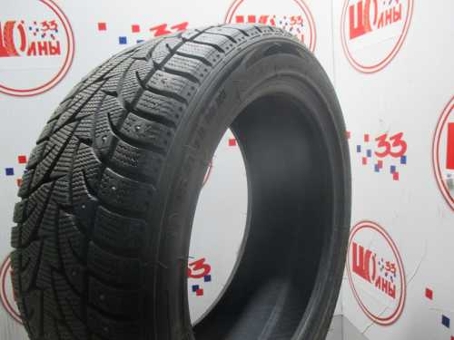 Б/У 235/45 R17 Зима Шипы  Sailun Ice Brazer WST1 Кат. 2