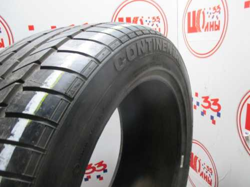 Б/У 275/45 R19 Лето CONTINENTAL 4*4 Sport Contact Кат. 1