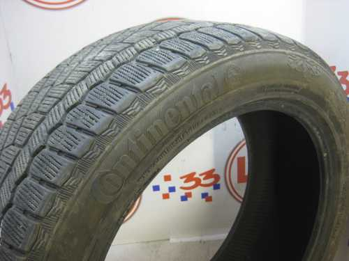 Б/У 235/50 R19 Зима CONTINENTAL C.Cross Contact Viking Кат. 3