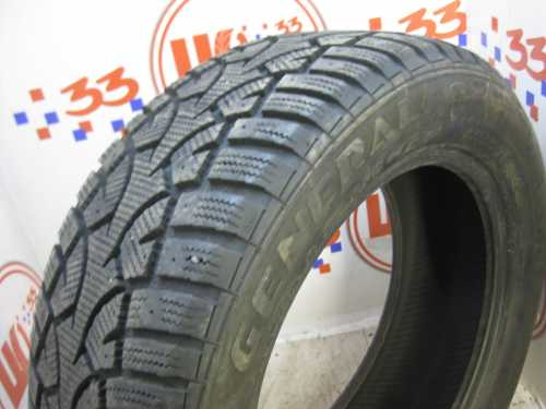 Б/У 215/55 R16 Зима General Altimax Arctic Кат. 4