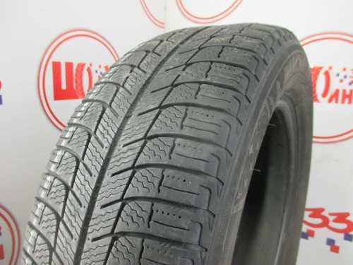 Б/У 185/65 R15 Зима MICHELIN X-ICE-3 Кат. 5