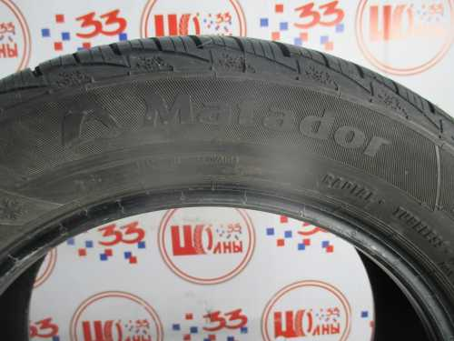 Б/У 185/60 R15 Зима Matador MP-92 Sibir Snow Кат. 2