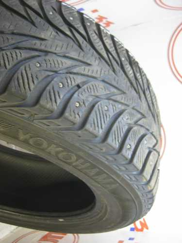 Б/У 235/55 R19 Зима YOKOHAMA Ice Guard IG-35 Кат. 5