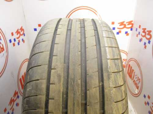 Шина 245/45/R18 GOODYEAR Eagle F-1 Asymmetric-3 износ не более 40%