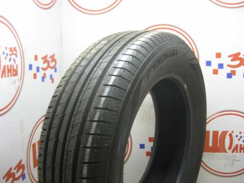 Б/У 185/65 R15 Лето YOKOHAMA Blu Earth-A AE-50 Кат. 1