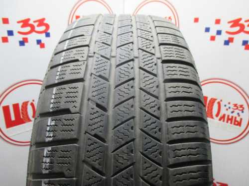 Б/У 255/55 R19 Зима CONTINENTAL C.Cross Contact Winter Кат. 4