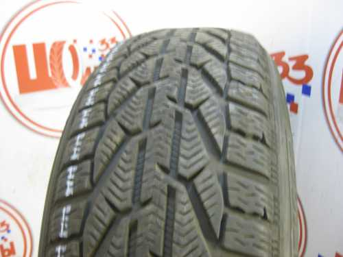 Б/У 205/55 R16 Зима TIGAR Winter/SUV Winter Кат. 3