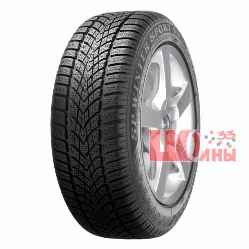Б/У 205/50 R17 Зима DUNLOP SP Winter Sport 4-D Кат. 1