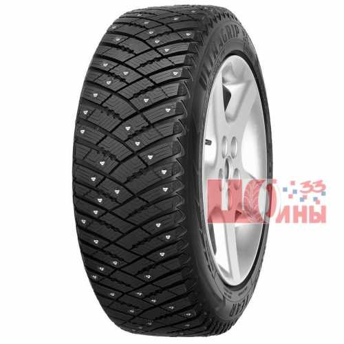Б/У 215/55 R16 Зима Шипы  GOODYEAR Ultra Grip Ice Arctic Кат. 2