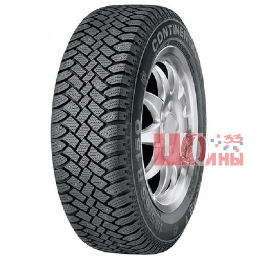 Б/У 225/45 R17 Зима Шипы  CONTINENTAL C.Winter Viking-2 Кат. 2